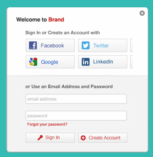 Are Social Media Logins Good or Bad For Business?