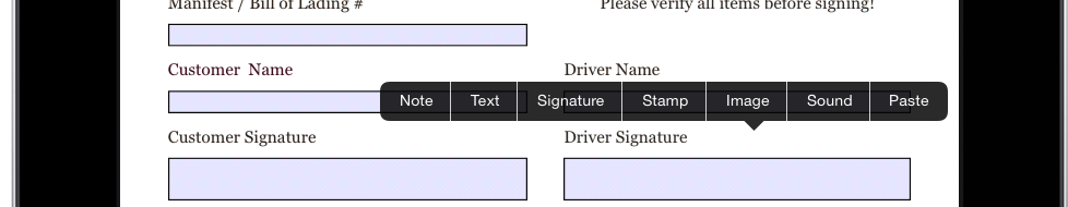 how to make cheap awesome mobile forms