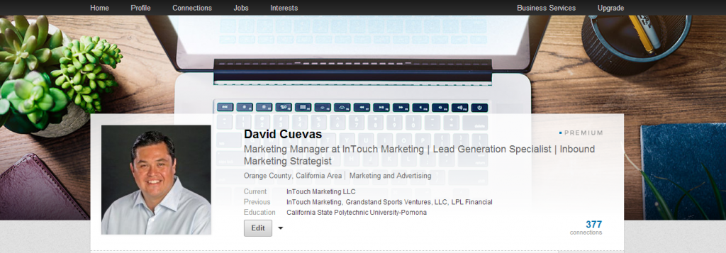 LinkedIn Has A New Profile Design - Watch Out Facebook and Twitter