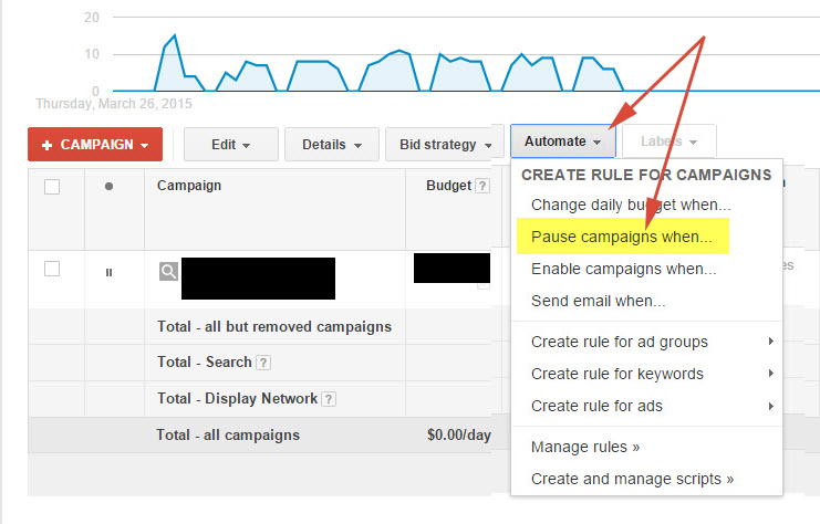 Paused Adwords Campaigns-1
